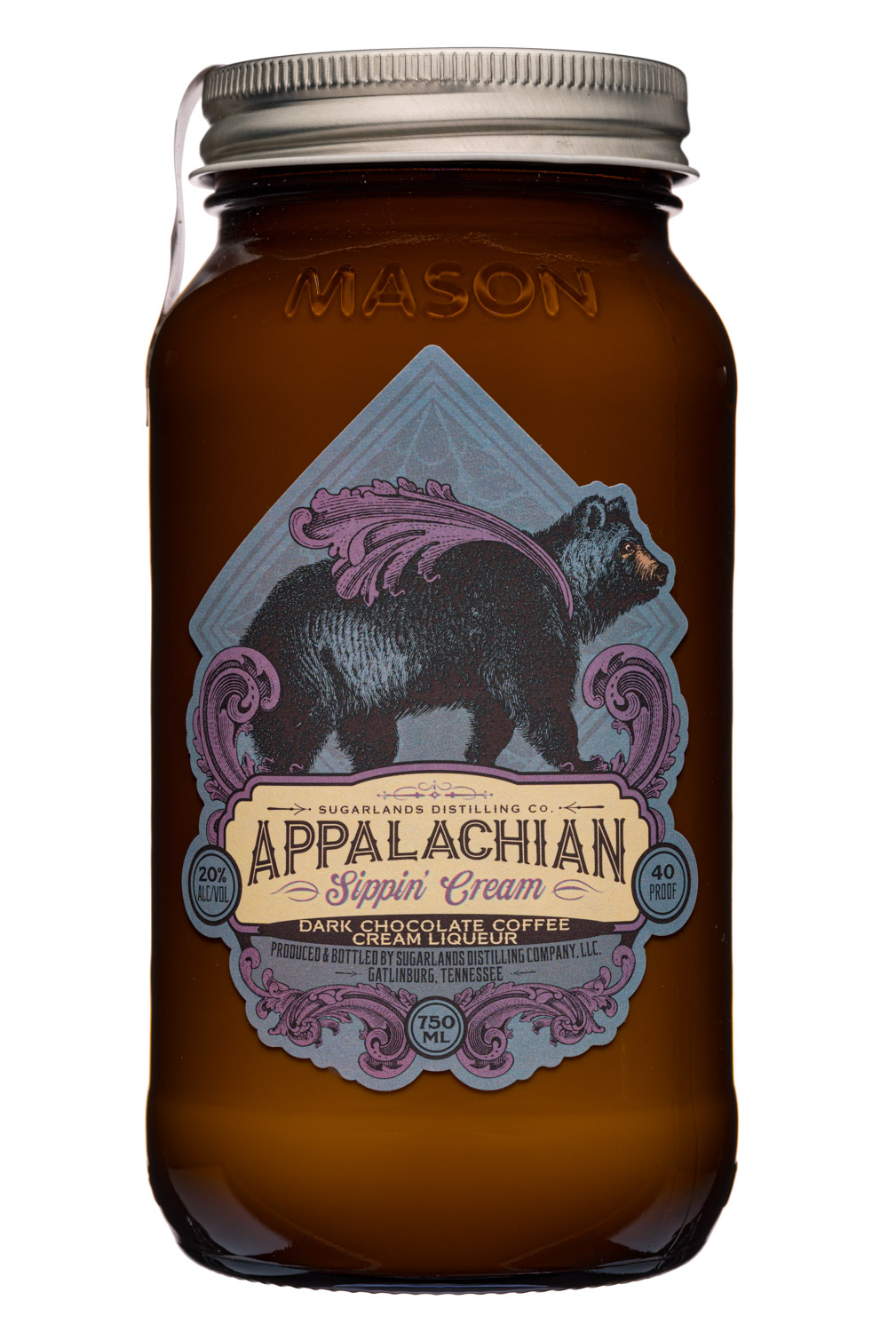 Appalachian Sippin Cream - Dark Chocolate Coffee
