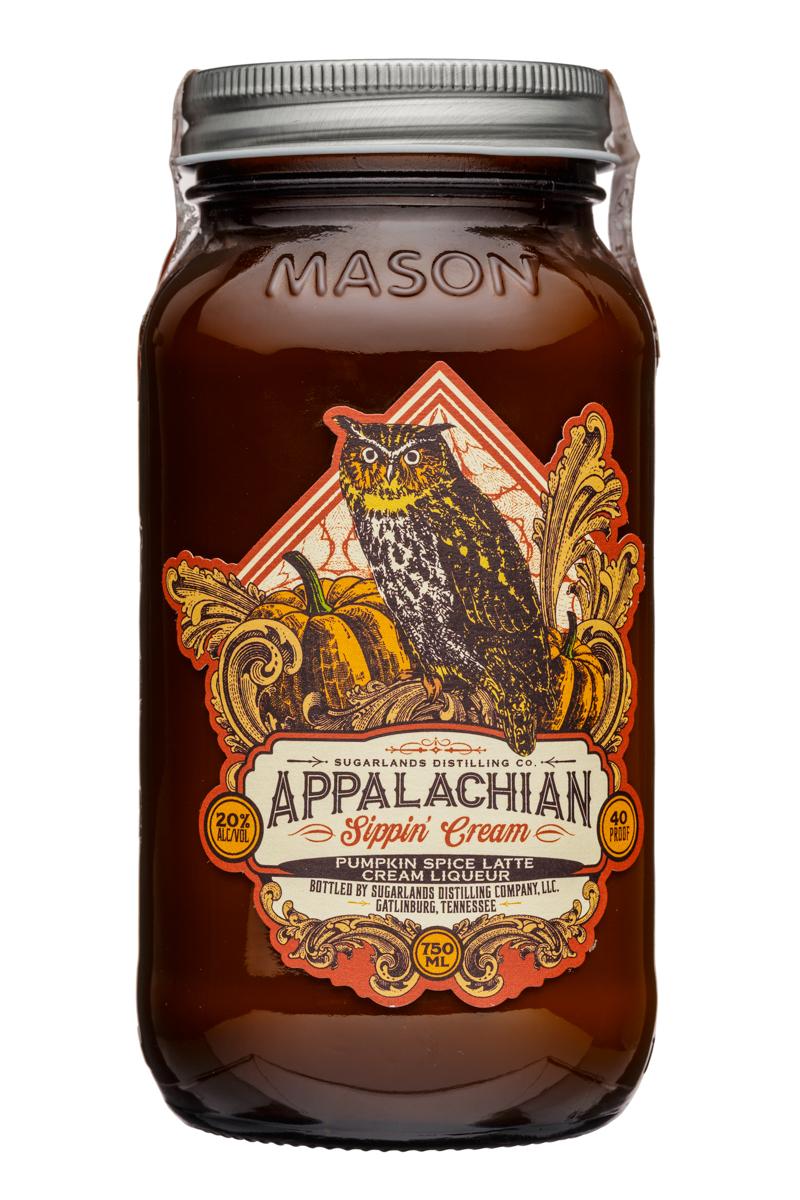 Sugarlands Distilling Co.: SugarlandDistilling-750ml-AppalachianSippinCream