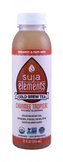 Suja Elements Cold Brew Tea: Suja ChunmeeTropical Front