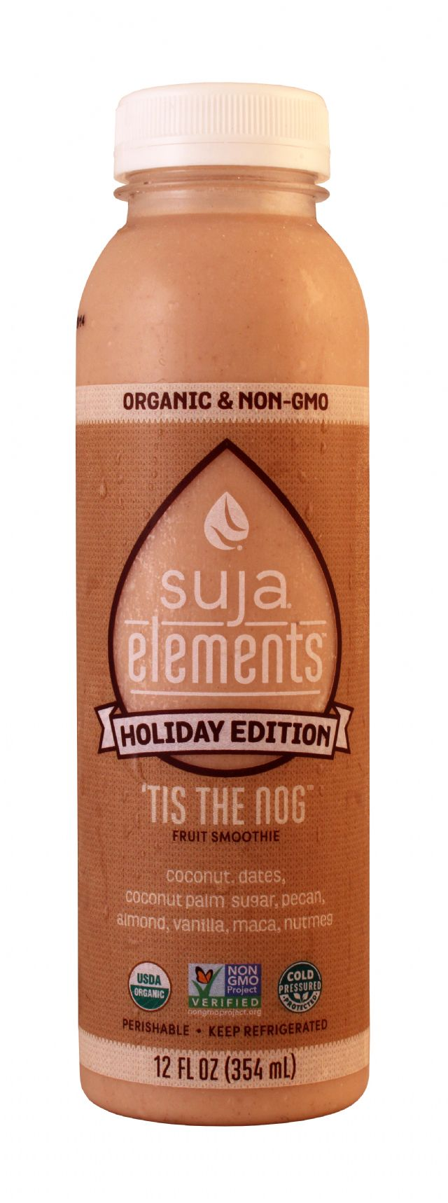 Suja Elements Holiday Edition: Suja TisTheNOG Front