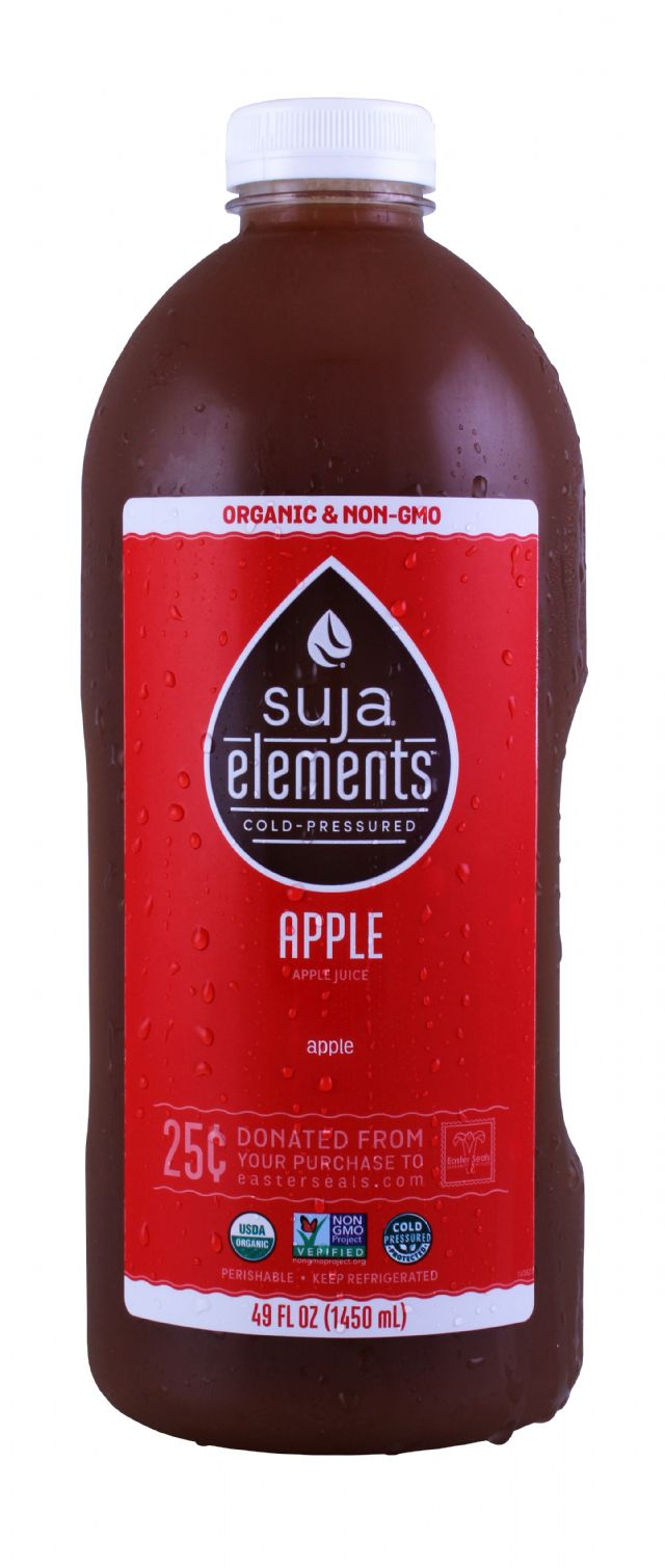 Suja Elements: SujaLG Apple Front