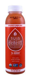 Suja Elements: Suja 24Karat Front