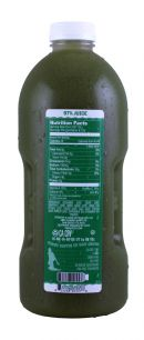 Suja Elements: SujaLG PowerGreens Facts
