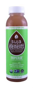 Suja Elements: Suja Tropicaloe Front