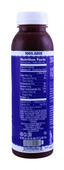 Suja Elements: Suja Bluetrients Facts