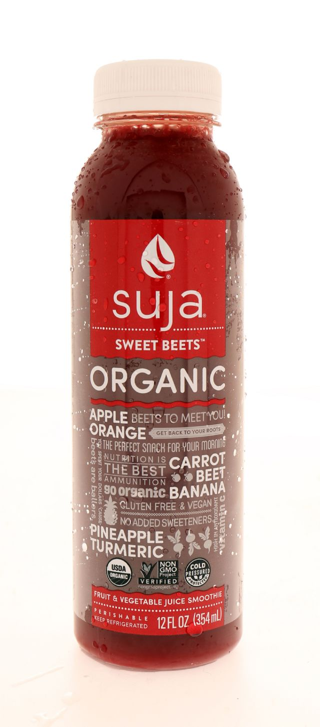 Suja Essentials: Suja SweetBeets Front