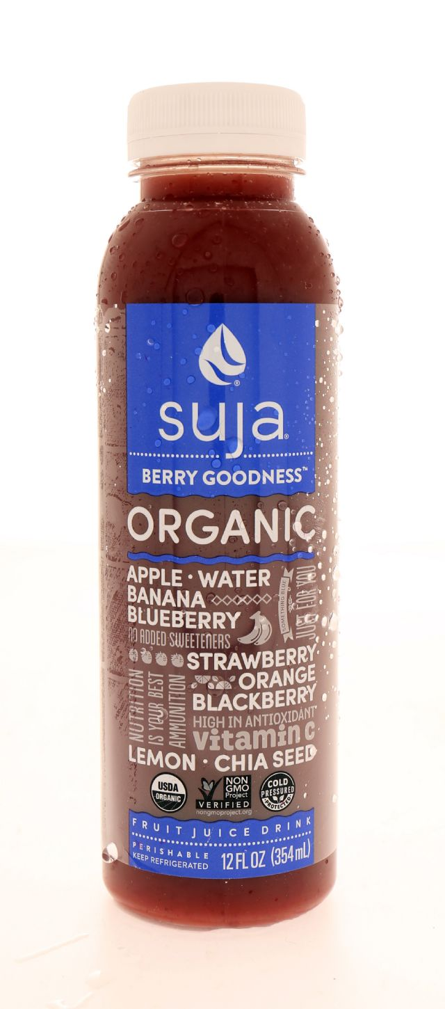 Suja Essentials: Suja BerryGoodness Front
