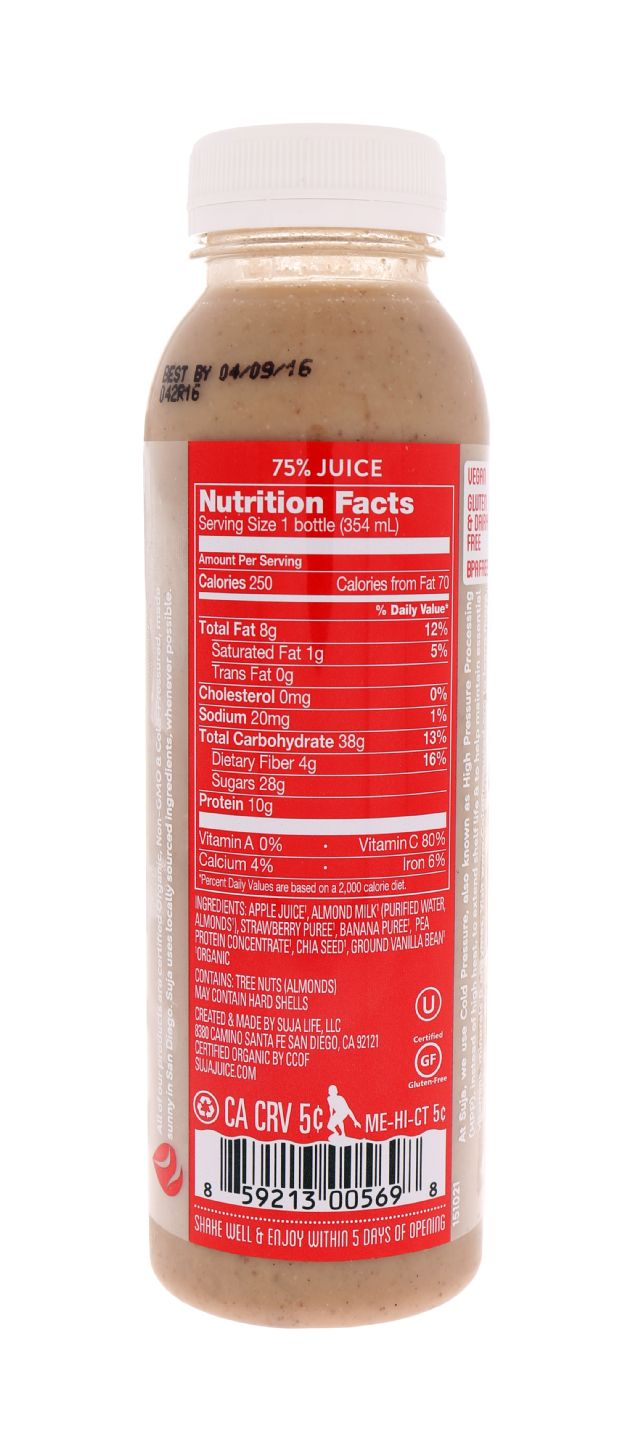 Suja Essentials: Suja Twilight Facts