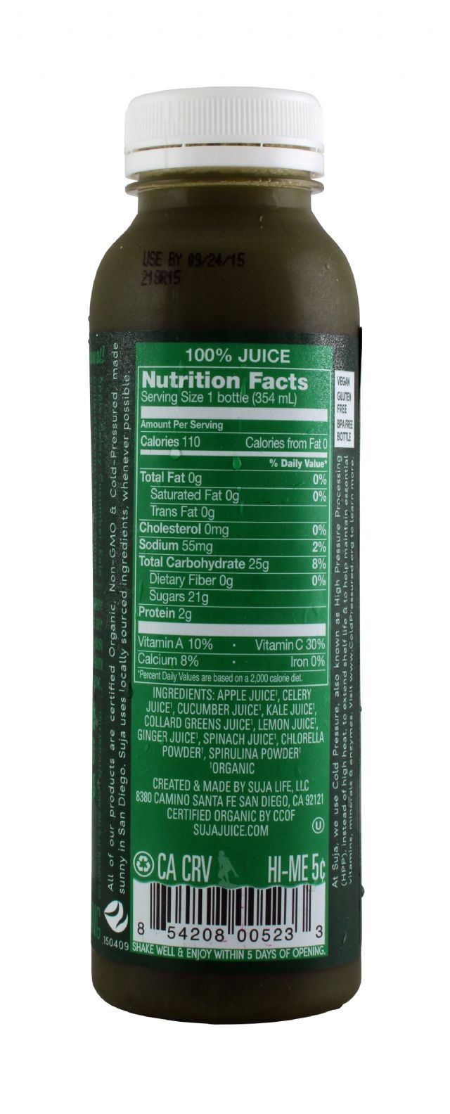 Suja Essentials: Suja Noon Facts