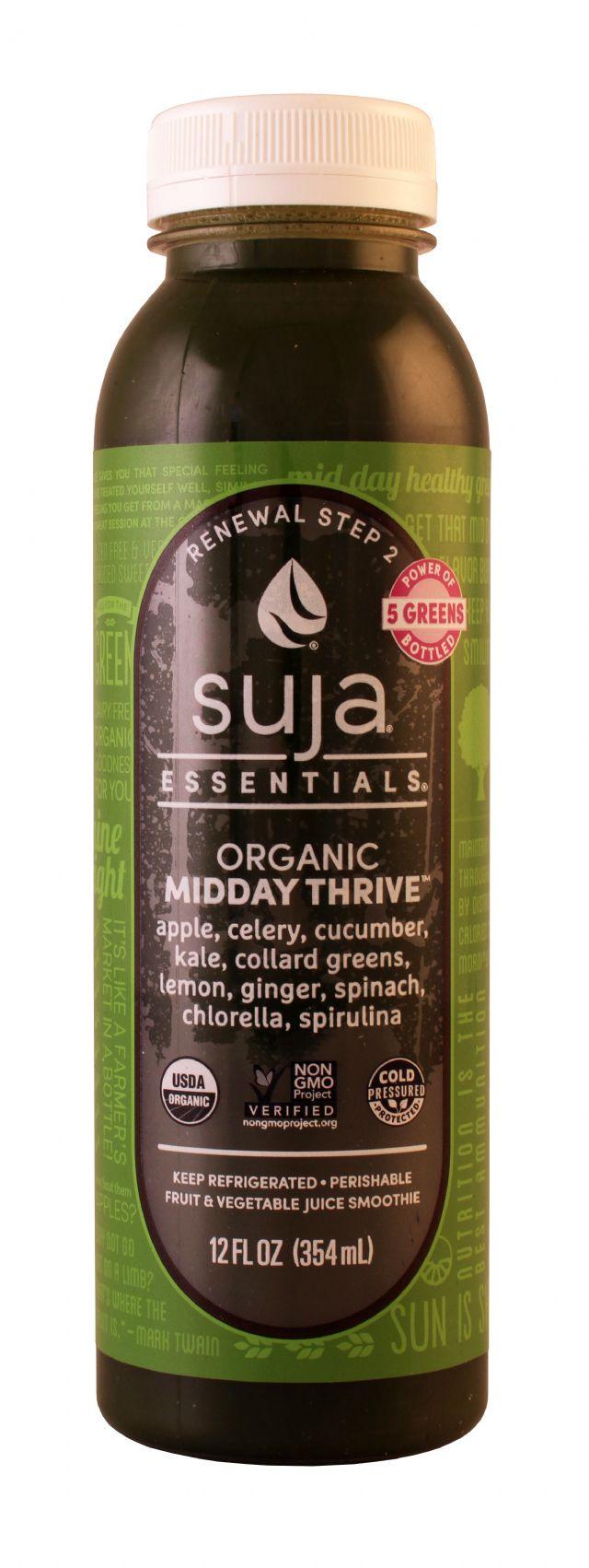 Suja Essentials: Suja Midday Fronty