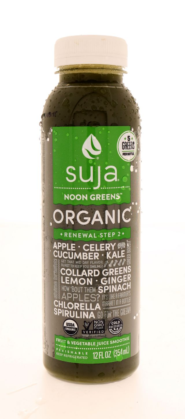 Suja Essentials: Suja NoonGreens Front