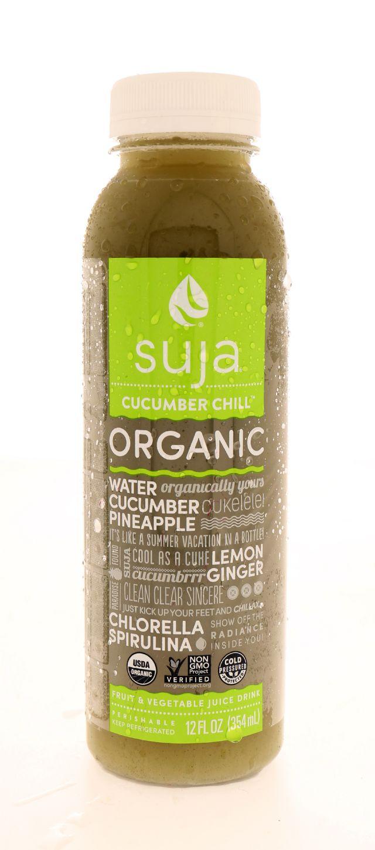 Suja Essentials: Suja Cucumber Front