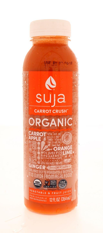 Suja Essentials: Suja CarrotCrush Front