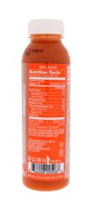 Suja Carrot Facts