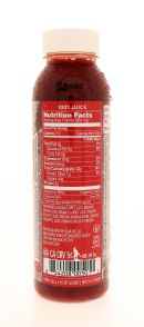 Suja SweetBeets Facts