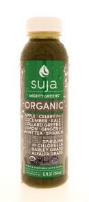 Suja Essentials: Suja MightyGreens Front