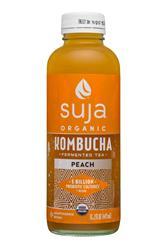 Organic Kombucha - Peach