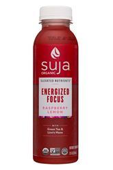 Energized Focus: Raspberry Lemon