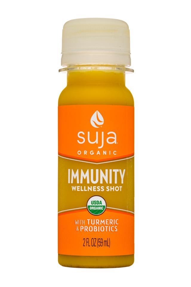 Suja Wellness Shots: Suja-2oz-WellnessShot-Immunity-Front