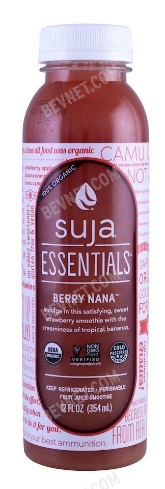 Suja Essentials: Essentials - Berry Nana
