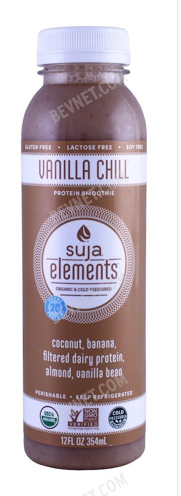 Suja Elements: Elements - Vanilla Chill