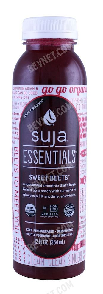 Suja Essentials: Essentials - Sweet Beets