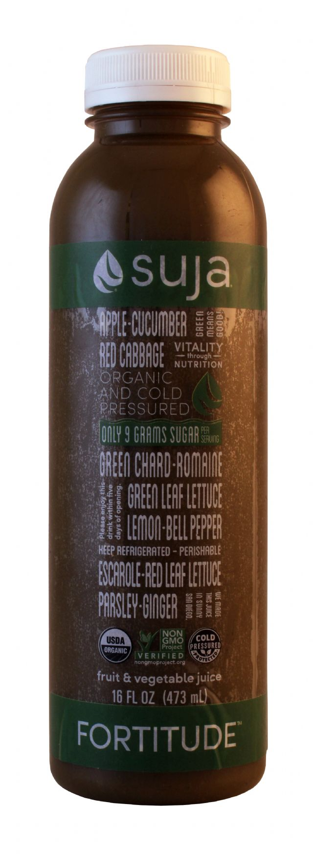 Suja Classic: Suja Fortitude Front
