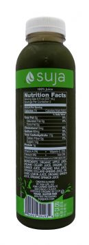 Suja Classic: Suja Reef Facts