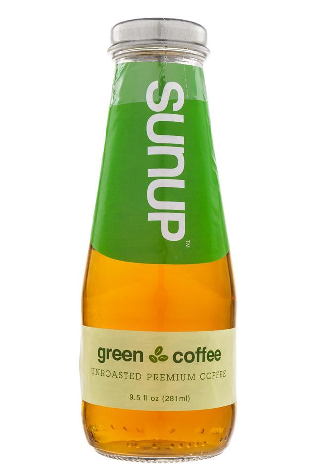 SunUp: Sunup-GreenCoffee-Front