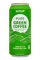 SunUp: Sunup-15oz-PureGreenCoffee-CaneSugar-Front