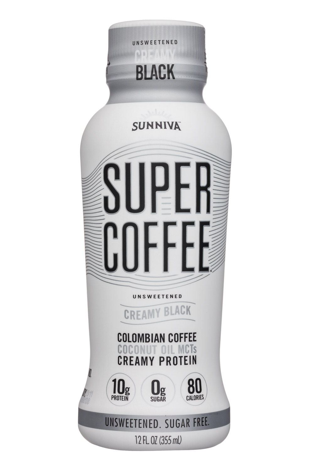 Super Coffee - Creamy Black
