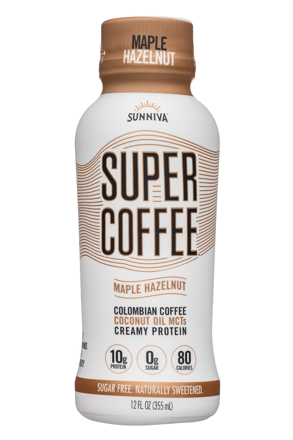 Super Coffee - Maple Hazelnut