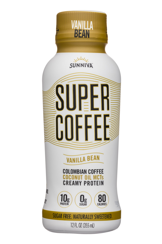 Sunniva: Sunniva-12oz-SuperCoffee-VanillaBean-Front