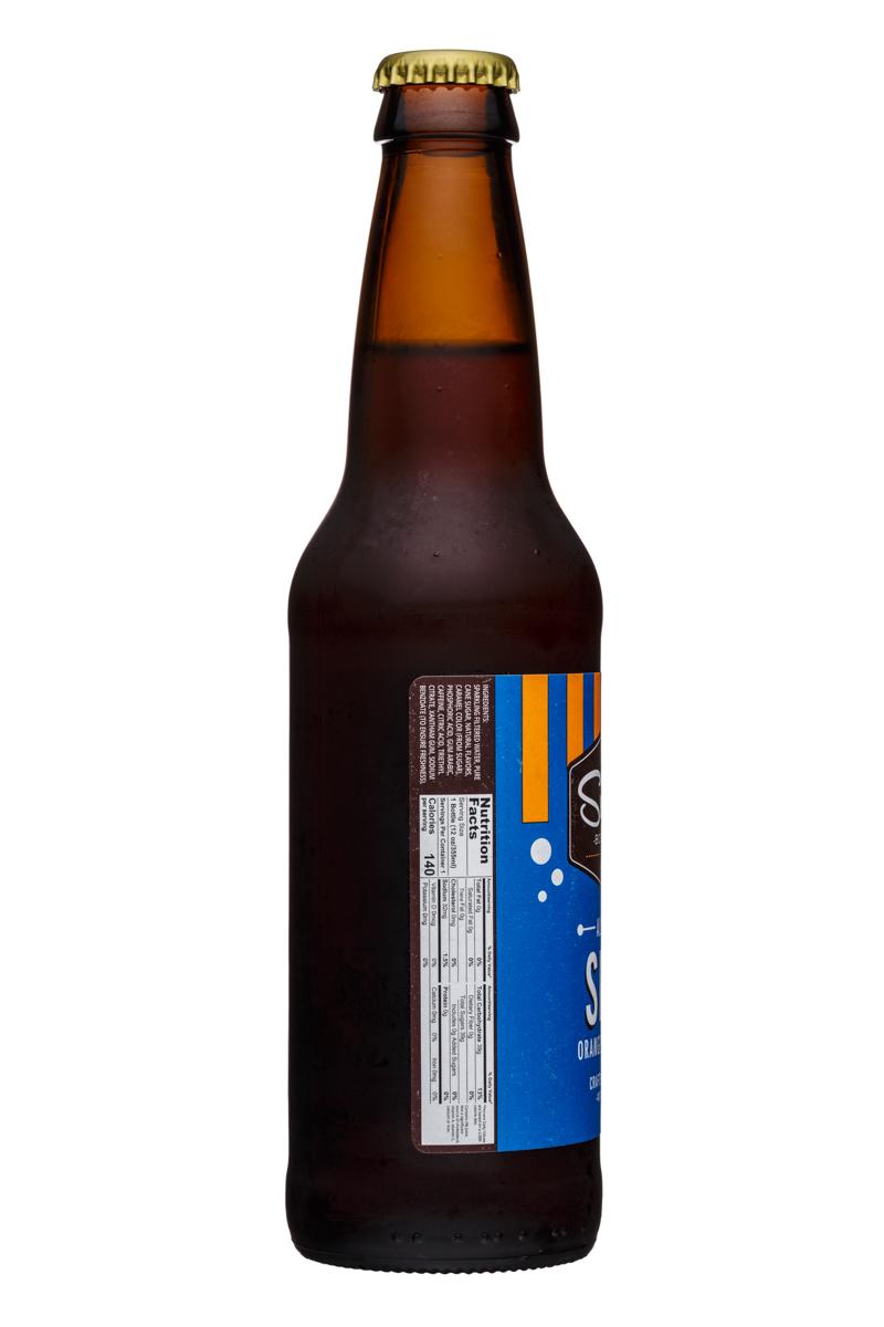 Sunshine Bottle Works: Sunshine-12oz-Spezi-Facts