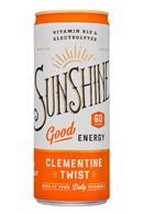 Sunshine-8oz-GoodEnergy-ClementineTwist-Front