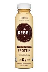 Organic- Protein Cold Brew Coffee