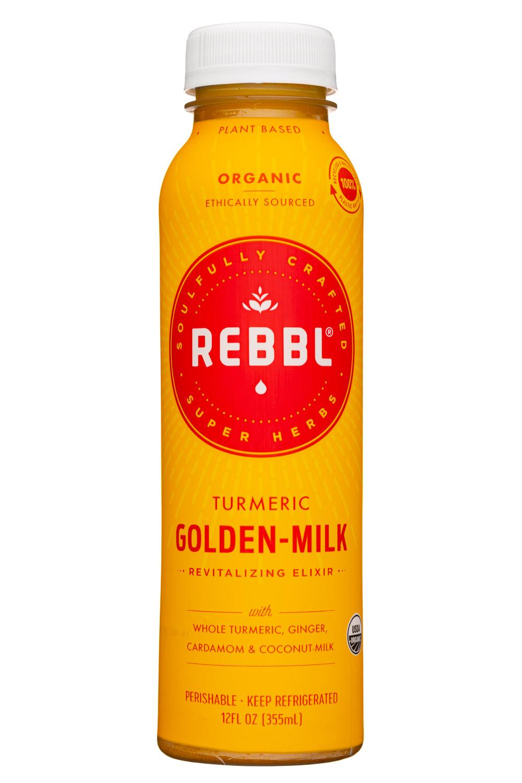 Turmeric Golden-Milk (2021)