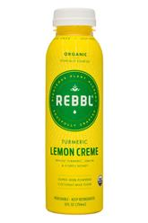 Turmeric Lemon Creme