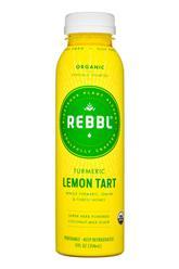 Turmeric Lemon Tart