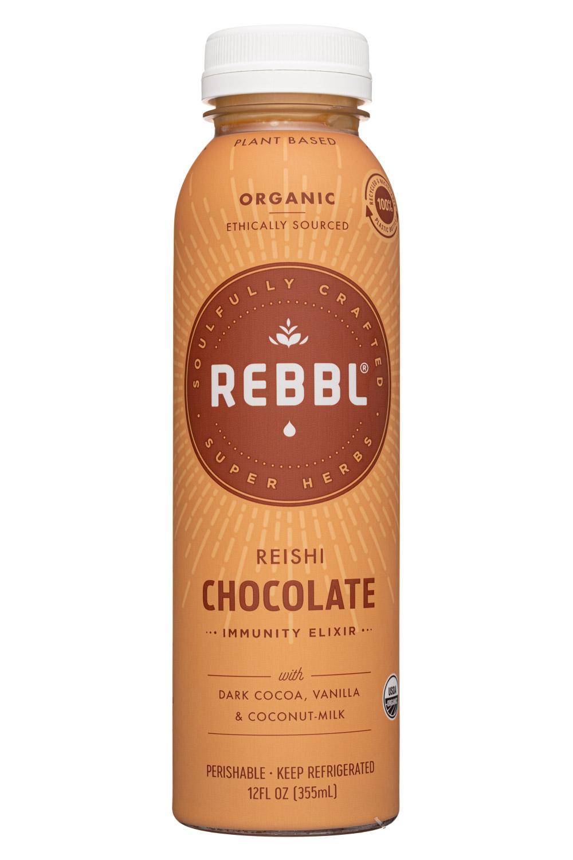 Reishi Chocolate (2021)