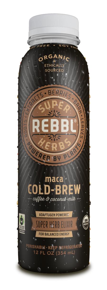 REBBL : Maca Cold-Brew V3