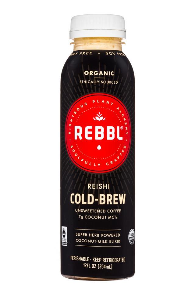 REBBL : REBBL-12oz-Reishi-ColdBrew-Front