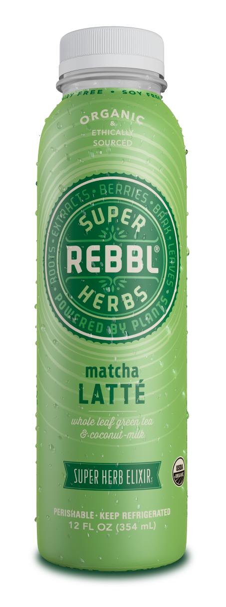 REBBL : Matcha Latte V3