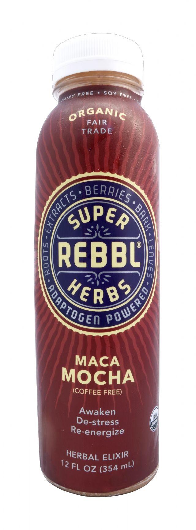 REBBL : SuperRebbl Mocha Front