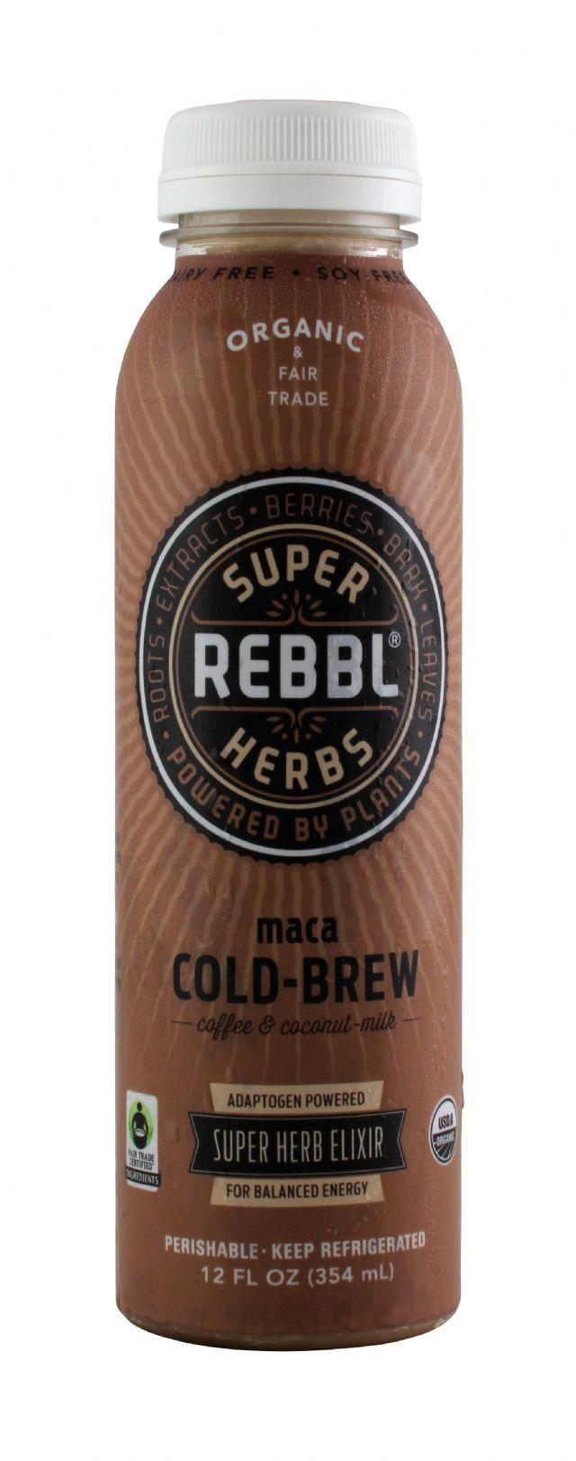 REBBL : SuperRebbl MacaBrew Front