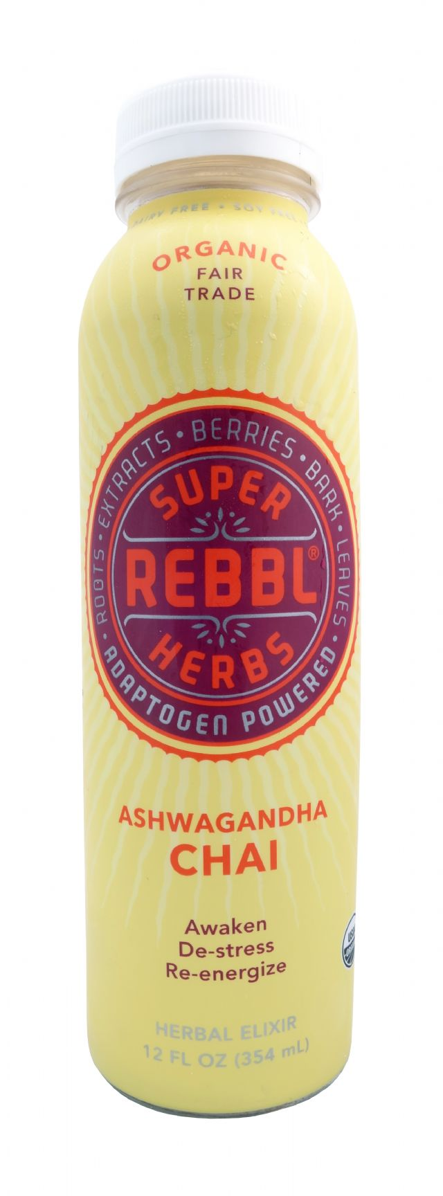 REBBL : SuperRebbl Chai Front
