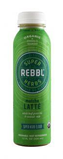 REBBL : SuperRebbl MatchaLatte Front