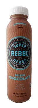 REBBL : SuperRebel Chocolate Front