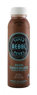 REBBL : SuperRebbl ReishiChoco Front