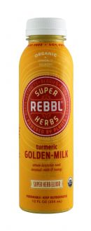 REBBL : SuperRebbl GoldenMilk Front